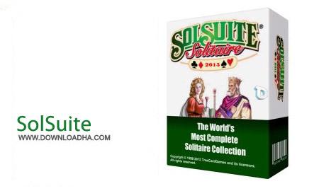 SolSuite بازی های سرگرم کننده ورق SolSuite 2016 16.0
