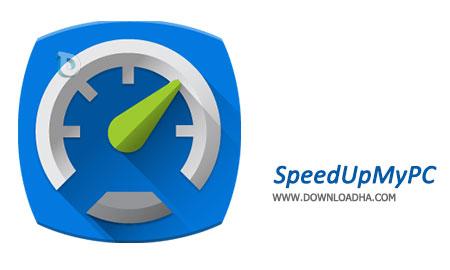 SpeedUpMyPC افزایش سرعت سیستم با SpeedUpMyPC 2015 6.0.13.0