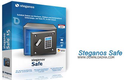 Steganos Safe گاوصندوق قدرتمند برای محافظت از اطلاعات با Steganos Safe 17.1.0 Rev 11580