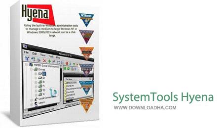 SystemTools Hyena  نرم افزار مدیریت همه جانبه سرور SystemTools Hyena 11.7.0