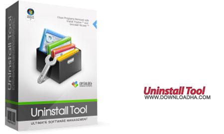 Uninstall Tool حذف کامل و حرفه ای نرم افزارها Uninstall Tool 3.4.4 Build 5416