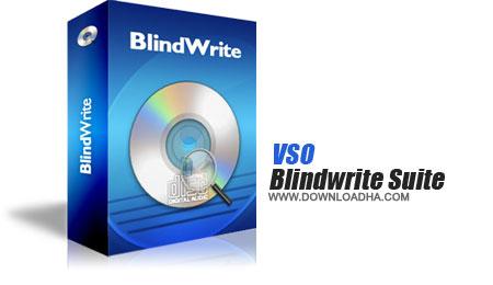 VSO Blindwrite Suite پشتیبان گیری و شکستن قفل CD و DVD با VSO Blindwrite 7.0.0.0
