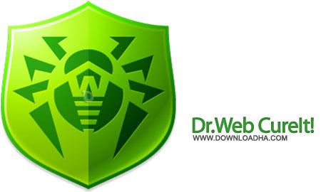 dr web cureit پاکسازی سیستم و حذف انواع ویروس Dr.Web CureIt! 10.0.7 [2015 12 06]