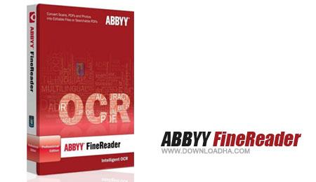 ABBYY FineReader تبدیل اوراق به متن الکترونیکی با ABBYY FineReader 12.0.101.382