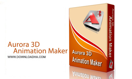 Aurora 3D Animation Maker  نرم افزار ساخت انیمیشن های سه بعدی Aurora 3D Animation Maker 16.01.07