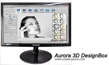 Aurora 3D DesignBox دستیار طراحی و ویرایش Aurora 3D DesignBox v2.01.07