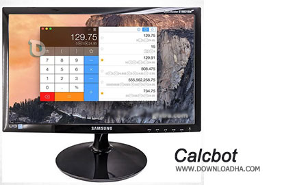 Calcbot ماشین حساب حرفه ای و هوشمند Calcbot 1.0.4