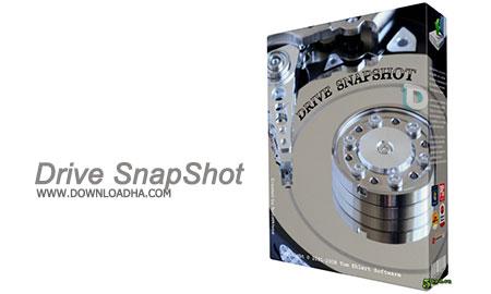Drive SnapShot  بک آپ گرفتن آسان ولی حرفه ای باDrive SnapShot 1.43.17919   نسخه Portable