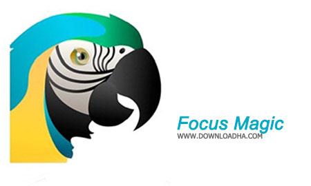 Focus Magic افزایش وضوح و زوم حرفه ای تصاویر  Focus Magic v4.02   نسخه Portable