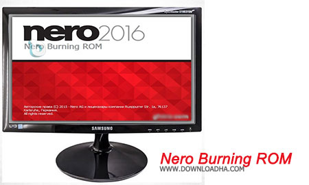 Nero Burning ROM رایت انواع دیسک با Nero Burning ROM 2017 18.0.00800 + Express and Portable