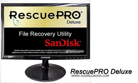RescuePRO Deluxe نرم افزار بازیابی اطلاعات RescuePRO Deluxe 5.2.5.6   نسخه Mac