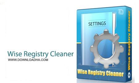 Wise Registry Cleaner نرم افزار پاکسازی رجیستری Wise Registry Cleaner 8.81 Build 561