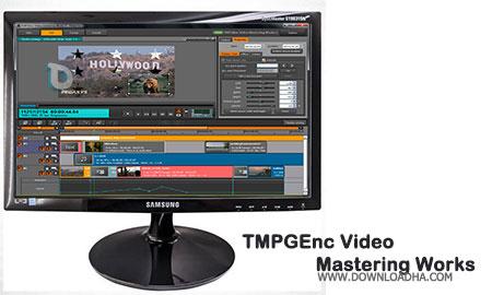 TMPGEnc Video Mastering Works نرم افزار ویرایش مالتی مدیا با TMPGEnc Video Mastering Works 6.1.3.24