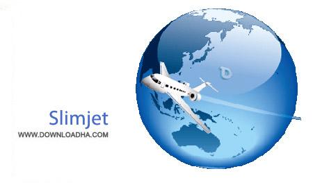 Slimjet نرم افزار مرورگر وب Slimjet 8.0.0.0 Beta