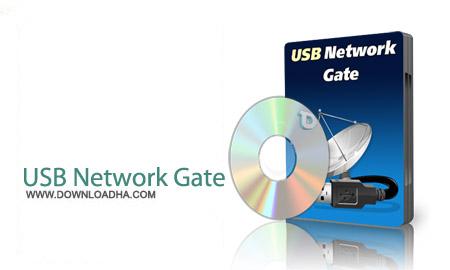 USB Network Gate نرم افزار کنترل دستگاه های USB با USB Network Gate 3.2  – نسخه Mac
