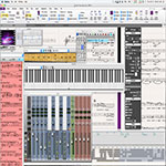 Avid-Sibelius-اسکرین-شات