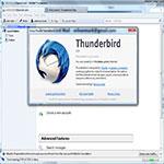 Mozilla-Thunderbird-اسکرین-شات