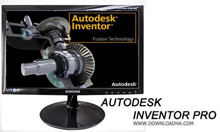 AUTODESK INVENTOR PRO قوی ترین نرم افزار مدلسازی در صنعت AUTODESK INVENTOR PRO V2017