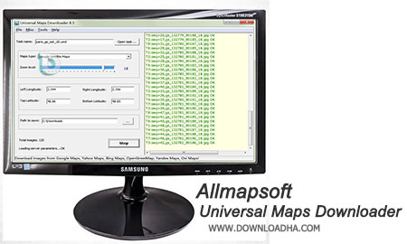 دانلود-Allmapsoft-Universal-Maps-Downloader