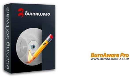BurnAware رایت انواع دیسک ها BurnAware Professional v9.3