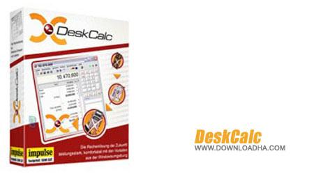 DeskCalc ماشین حساب DeskCalc Pro 8.1.1