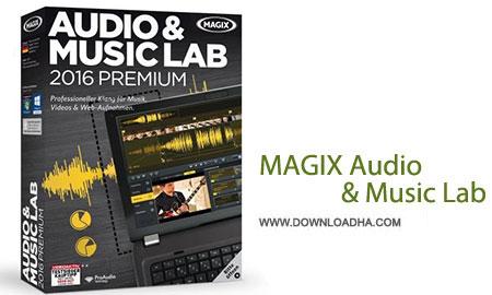 MAGIX-Audio-&-Music-Lab
