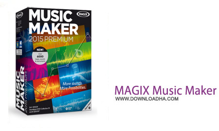 دانلود-MAGIX-Music-Maker