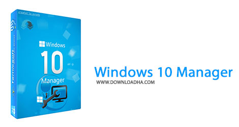 Windows 10 Manager بهینه سازی ویندوز 10 با Yamicsoft Windows 10 Manager 1.1.7