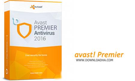 avast! Premier آنتی ویروس پرمیر اوست Avast! Premier 2016 v12.3.3154.0