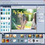 AquaSoft-SlideShow-اسکرین-شات