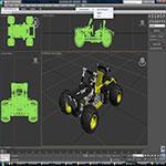 Autodesk 3ds Max s طراحی سه بعدی حرفه ای با Autodesk 3ds Max 2017 SP2