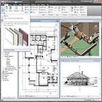Autodesk Revit s نرم افزار اتودسک رویت Autodesk Revit 2017 SP2