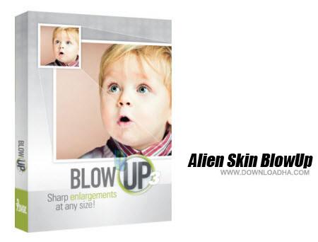 Alien Skin Blow Up