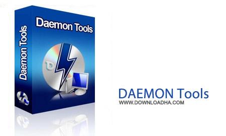 ساخت درایو مجازی  DAEMON Tools Lite 10.5.0.221
