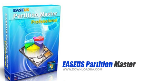 EASEUS Partition Master نرم افزار پارتیشن بندی EASEUS Partition Master 11.8 Technican