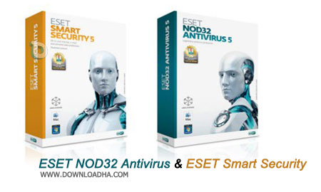 آنتی ویروس ESET NOD32 Antivirus + Smart Security 9.0.381.0