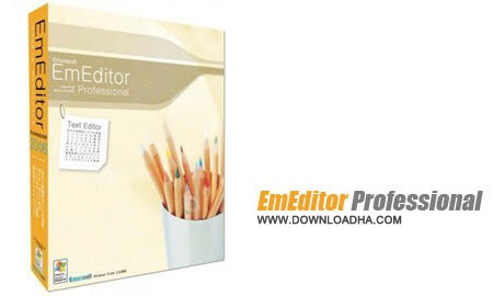 EmEditor%20Professional نرم افزار ادیت حرفه ای متون Emurasoft EmEditor Professional 15.9.0
