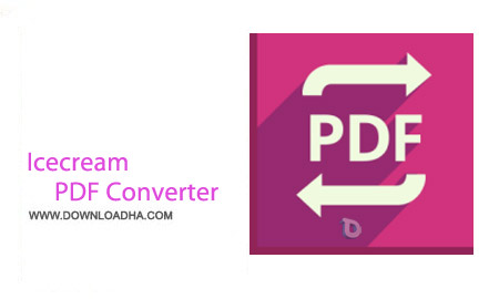 دانلود-Icecream-PDF-Converter