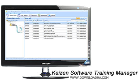 Kaizen-Software-Training-Manager