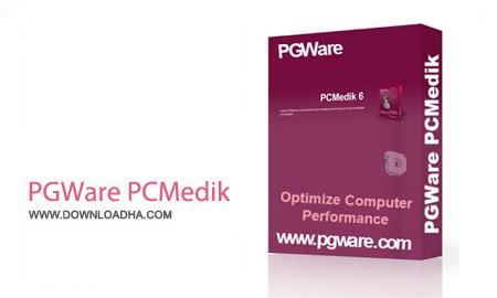PGWare%20PCMedik بهینه سازی ویندوز PGWare PCMedik 8.5.9.2016