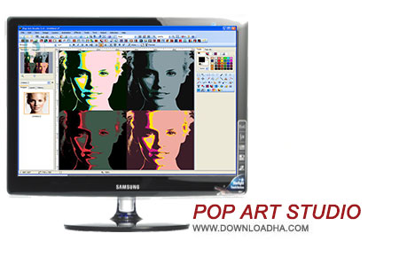 Pop-Art-Studio