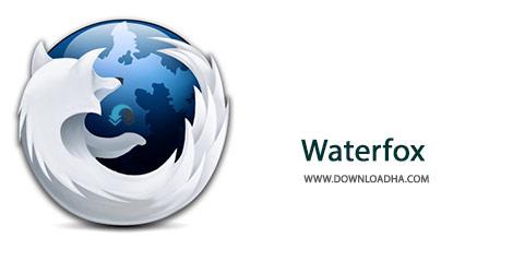 مرورگر واترفاکس Waterfox 53.0.3