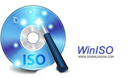 WinISO مدیریت فایل های ایزو WinISO 6.4.1.5976