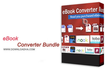 eBook Converter Bundle تبدیل اسناد PDF با eBook Converter Bundle 3.17.1028.396