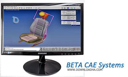 BETA CAE Systems نرم افزار مدل سازی و آنالیز پروژه BETA CAE Systems v16.2.0