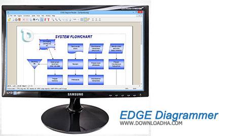 EDGE Diagrammer طراحی نمودار EDGE Diagrammer 6.40.2108