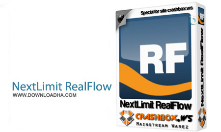 NextLimit RealFlow شبیه سازی مایعات NextLimit Realflow 2015.9.1.2.0193