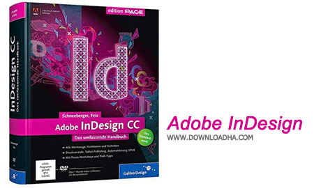 Adobe InDesign طراحی صفحات مجله با Adobe InDesign CC 2015 11.4.0