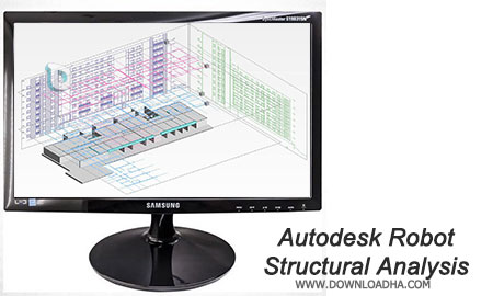 Autodesk Robot Structural Analysis Professional تحلیل سازه ها با Autodesk Robot Structural Analysis Pro 2017 SP1