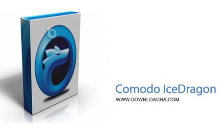Comodo IceDragon مرورگر ایمن کومودو Comodo IceDragon v47.0.0.2
